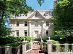 Traditional Exterior by Gomez Associates Inc. in Washington, D.C.