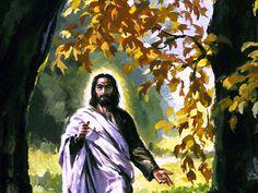 """Bagaimana Yesus Tahu """"Maka Yesus dibawa oleh Roh ke padang gurun untuk dicobai lblis"""" (Matius 4:7). Beberapa orang menanyakan apakah Kristus, seperti Adam y"""