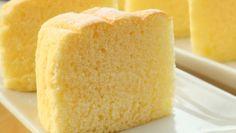 Josephine's Recipes : How It's Made Soft Butter Sponge Cake Recipe | Coo...