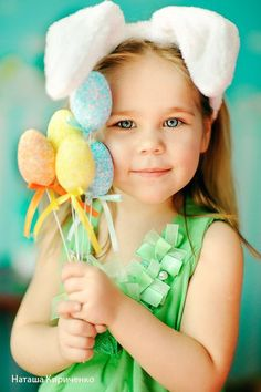 Kid's Easter picture ideas