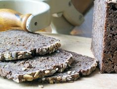 "Dying to try this recipe for Rugbrød (a.k.a. the Danish bread that you may remember Oprah calling ""a slice of Earth"")"