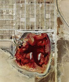 How the meat industry marks the land -- in pictures - LA Times