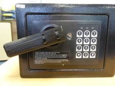Safe Handle - Safe repairing in Buffalo NY - Repair service for home and office safes. Read more about safes on heritagelocksmith.com