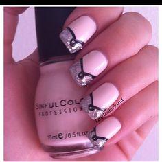 Unique design nails