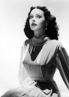 Hedy Lamarr, 1944 © Laszlo Willinger