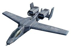 The A-10 Thunderbolt II VTOL Variant is an aircraft in Call of Duty: Advanced Warfare. Campaign The A-10 is first seen supporting Sentinel Task Force and U.S. Navy members fight off Atlas forces aboard the U.S.S Arrowhead. Multiplayer The A-10 also appears in Multiplayer, as the Bombing Run scorestreak. One (or two with the Additional Bomber module) will fly above the map when called in, and carpet bomb the designated area. Gallery Add a photo to this gallery Hey! User! Drop the chips and...