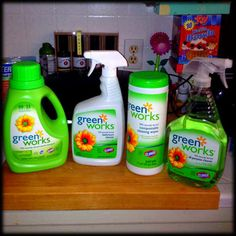 great products to clean the home! Check out why I love them at www.thequeenofswag.com