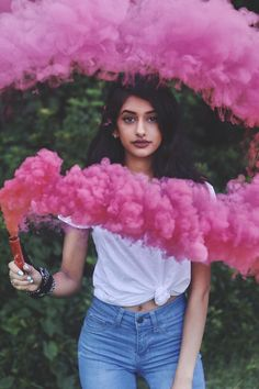 Smoke bomb photography / instagram: hamelpatel_