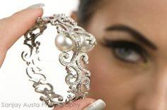 Indian Diamond Anklet