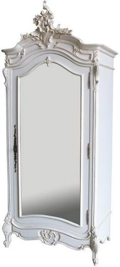 Lock Stock and Barrel - French Rococo Armoire ARM021