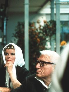 Katharine Hepburn and Spencer Tracy - Guess Who's Coming to Dinner | 1967