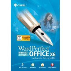 WordPerfect Office Acasă și pentru Școală X6 [Download]