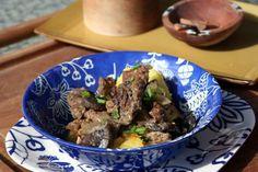 Slow Cooker Beef Stroganoff   Balancing Paleo