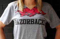 It's hard to be humble when you're an ARKANSAS RAZORBACK FAN! WPS!