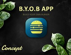 "Check out new work on my @Behance portfolio: ""Costumizable burger App concept."" http://be.net/gallery/41178101/Costumizable-burger-App-concept"