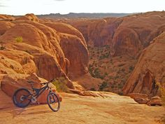 One day... Slickrock trail, Utah