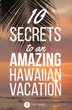 Travel Tips for a Hawaiian Vacation