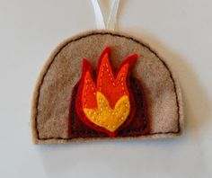 """C"" is for Crafty: Felt Jesse Tree Ornaments Continued"