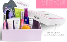 Allure beauty box fall 2016 (no sub) see more at IcanGWP beauty blog updated new releases dailty