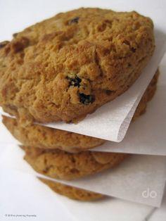 Μαλακά μπισκότα σοκολάτα-πορτοκάλι | το γλυκό της κυριακής - συνταγές ζαχαροπλαστικής
