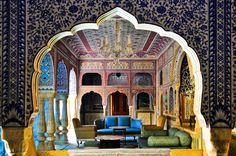 samode palace , jaipur