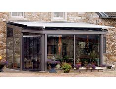 Delightful Store De Véranda Véraflex #store #StoristesDeFrance #maison #terrasse  #veranda