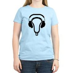 Lacrosse Headphones T-Shirt  www.YouGotThat.com www.facebook.com/YouGotThat #Lacrosse #Lax #Lax gifts #Lacrosse Gifts