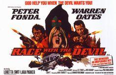 El señor de los bloguiños: Carrera con el diablo (1975) de Jack Starrett