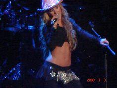 2008 - Anahí / Empezar Desde Cero World Tour