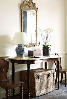 LUSTER INTERIORS: A Return to English Country
