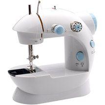First step in my learn to sew missiom - Walmart: Michley Lil' Sew & Sew Mini Sewing Machine $18.71