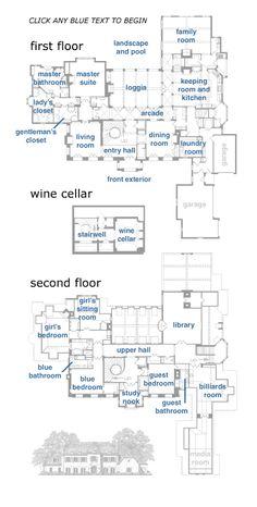 Dallas Southern Accents Shophouse floor plans