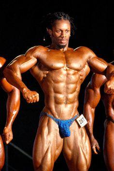 Ulisses Williams, Jr (American Bodybuilder)