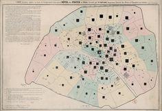 Les cinquante cartes de Charles-Joseph Minard - Visionscarto Mediterranean Rugs, Joseph, Data Visualization, Visualisation, Charts And Graphs, Information Design, Hand Tufted Rugs, Art Museum, Infographic
