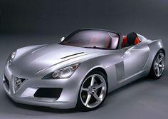 Vauxhall VX Lightning Concept Front