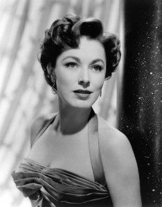 Eleanor Parker in the film, Detective Story (1951).