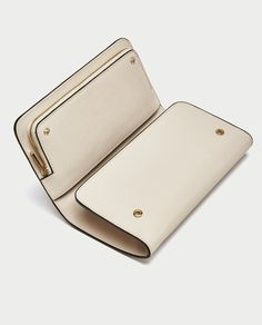 ZARA - SALE - CROSSBODY WALLET BAG WITH METAL DETAIL