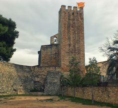 Castell de Sta Oliva-Tarragona