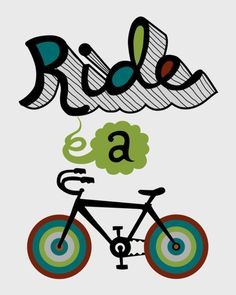 Ride a Bicycle