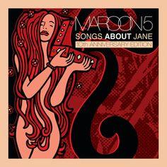 """Maroon 5 - """"Songs About Jane"""": 10th Anniversary Edition - 2011 haben sie mit Christina Aguilera und """"Moves Like Jagger"""" wieder die Popwelt auf Trab gebracht. Am 25. Juni 2012 erscheint das vierte Album """"Overexposed"""" von Maroon 5. Die Band aus L.A. um den 33jährigen Singer-Songwriter und Gitarristen Adam Levine ist seit zehn Jahren eine feste Größe im aktuellen Pop-Rock. In den Fußstapfen von """"Blue Eyed-Soul""""-Größen wie Robert Palmer, Simply Red und Jamiroquai, parallel mit Justin…"""