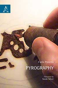 English preview of Pyrography, the new book by Carlo Proietto on pyrography and 'pyroincision' techniques.