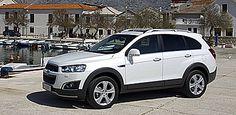 El nuevo Chevrolet Captiva, disponible desde 22.615 euros.