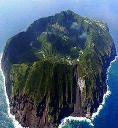 Aogashima - Japan