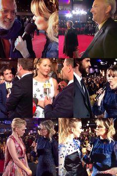 THE LONDON PREMIERE INTERVIEWS!!!!!!