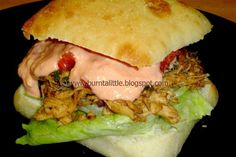 images of hot sandwiches recipes | Chicken Ciabatta Sandwich Recipe