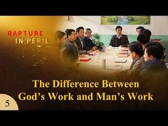 Gospel Movie Rapture in Peril (5) - The Difference Between God's Work and Man's Work | The Church of Almighty God