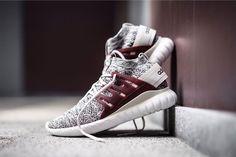 adidas Tubular Nova Primeknit Maroon Texas A&M | HYPEBEAST