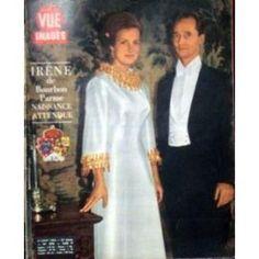 Point De Vue Images Du Monde N° 898 Du 28/08/1965 - Irene De Bourbon Parme - Naissance Attendue.