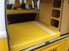 The Camper Shak - Hand Crafted VW Camper Interiors