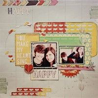 A Project by krissyclarkmckee from our Scrapbooking Gallery originally submitted 03/27/13 at 02:06 PM
